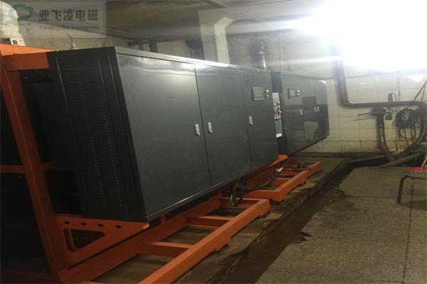 河南高校400KW电磁热水锅炉项目