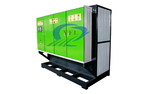 300KW电磁导热油炉