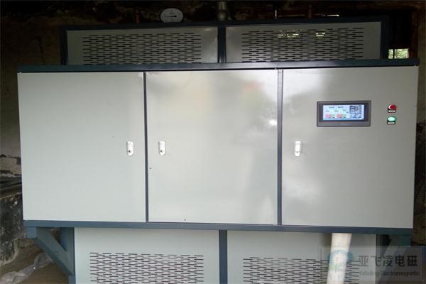 徐州睢宁中学餐厅200KW电磁蒸汽锅炉项目