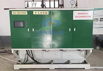 武陟县镇乔庙镇卫生院300KW热水锅炉