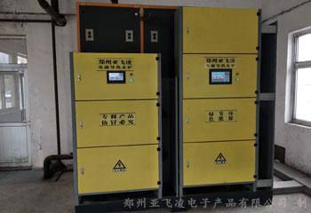 临汾山水水泥有限公司500KW电磁热水锅炉取暖项目