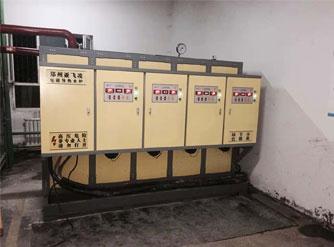 电磁热水锅炉案例