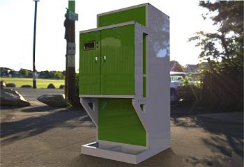 河北国家电网24台电磁热水锅炉项目