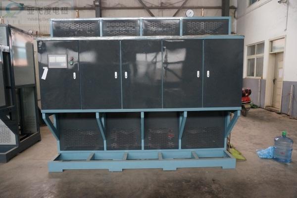 四川造纸公司400KW电磁蒸汽蒸汽锅炉项目