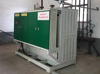 电磁导热油炉案例
