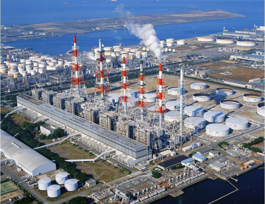 化工行业锅炉应用